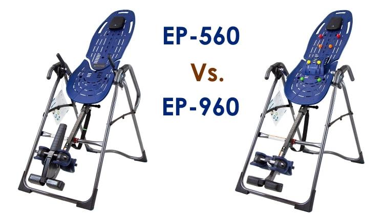 EP 560 Vs 960