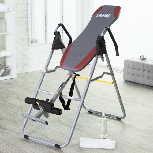 Inversion Table in Living Room