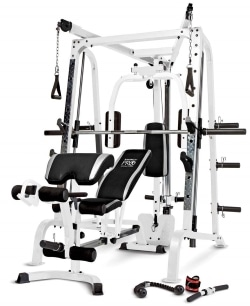 Marcy Smith Cage Workout Machine