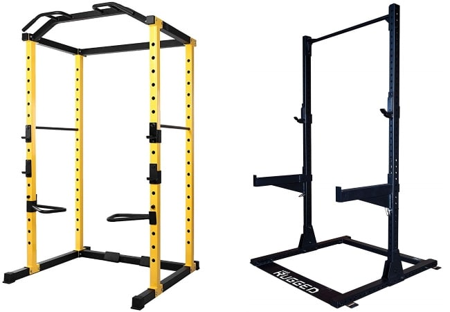 Full Rack Vs Half Rack – Which One is Better? | MyMixify