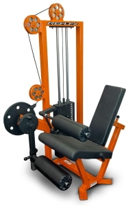 Rogue Reflex Seated Leg Curl Leg extension Machine