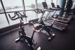 Running or Exercise Bike