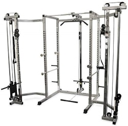 Valor Fitness BD-7 Power Rack and Cable Crossover